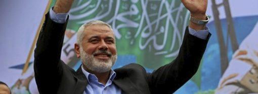 """Hamas """"Filistin'e destek"""" turuna çıktı"""