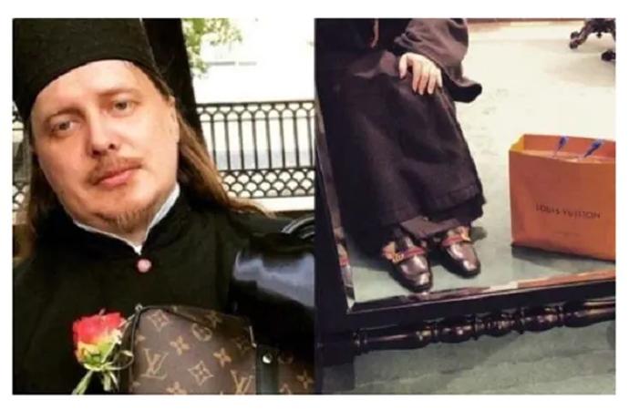 Rus papazın 'lüks' merakına disiplin cezası