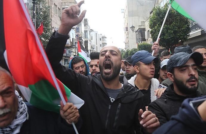 Batı Şeria ve Doğu Kudüs'te tansiyon yükseliyor