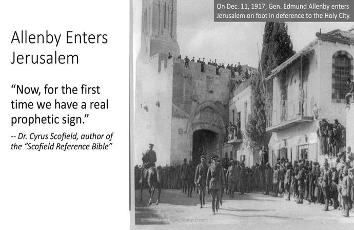 Kudüs'ün kaybedildiği gün: 11 Aralık 1917