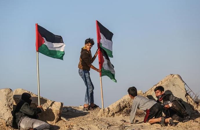 İsrail son iki günde 100 Filistinliyi gözaltına aldı