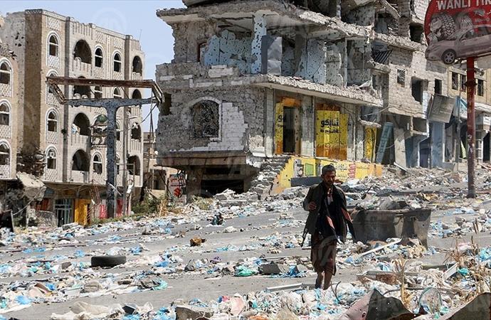 Yemen'de 4 yıllık savaşın ağır sonuçları