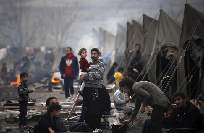 Göçmenler konusunda 'Küresel' mutabakat