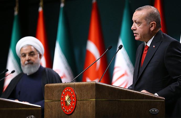 Erdoğan: 'Kardeş İran halkının yanında durmaya devam edeceğiz'