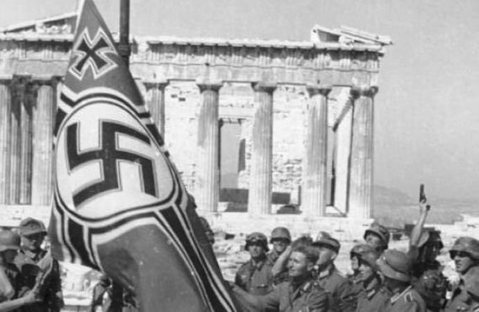 Çipras, 'ahlak' temelinde Almanya'dan tazminat talep etti