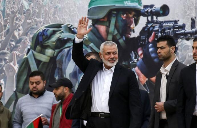 Hamas… Direniş Yolunda Yürümeye Devam