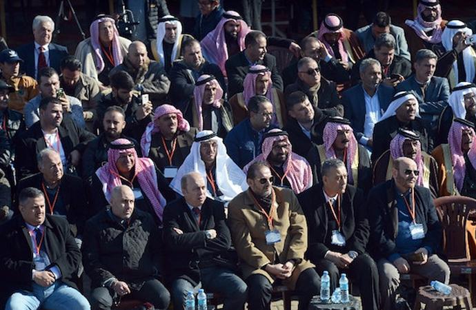 Suriye'de 150 aşiret bir araya geldi
