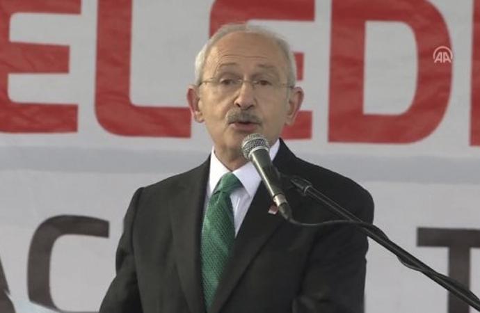 """Kılıçdaroğlu'ndan """"İslam Eserleri Müzesi"""" açılışı"""