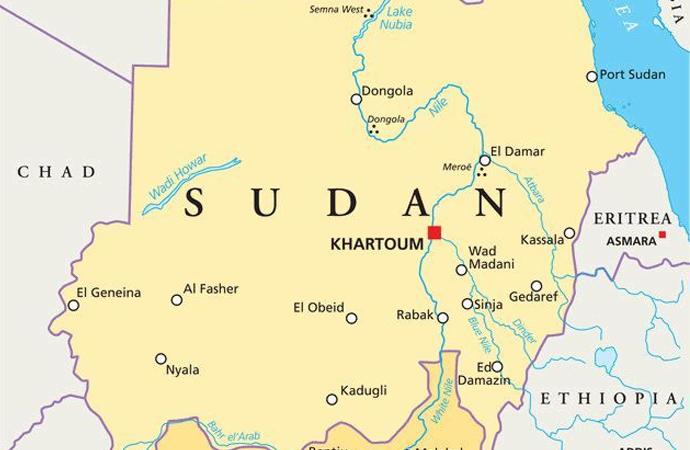 Rakamlarla kısa Sudan tarihi