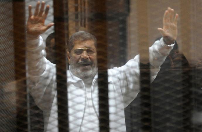 Muhammed Mursi'ye yargı zulmü