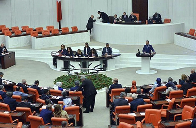 Meclis'e 13 günlük yılbaşı molası