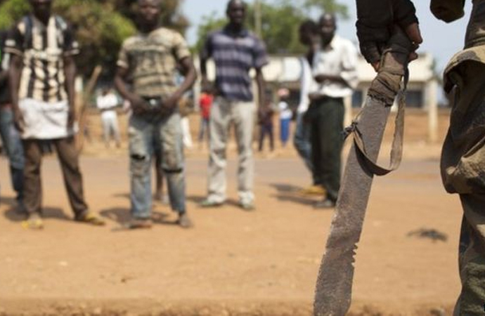 Orta Afrika'daiç savaşın kronolojisi