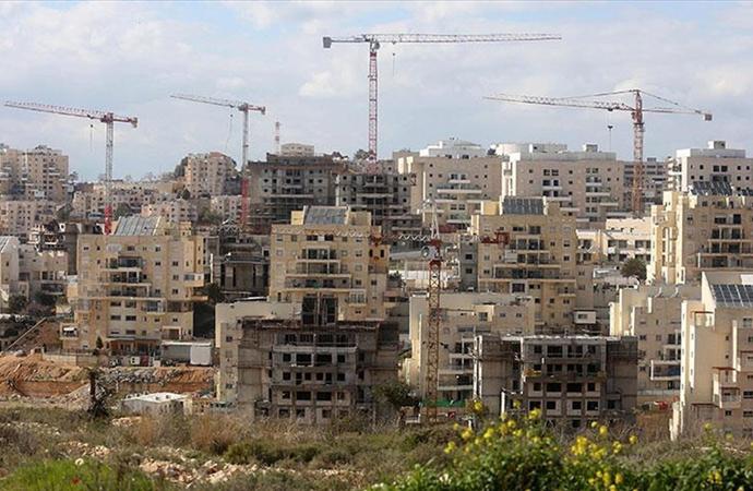 İşgalciden Batı Şeria'da 2 bin yeni konut inşa kararı