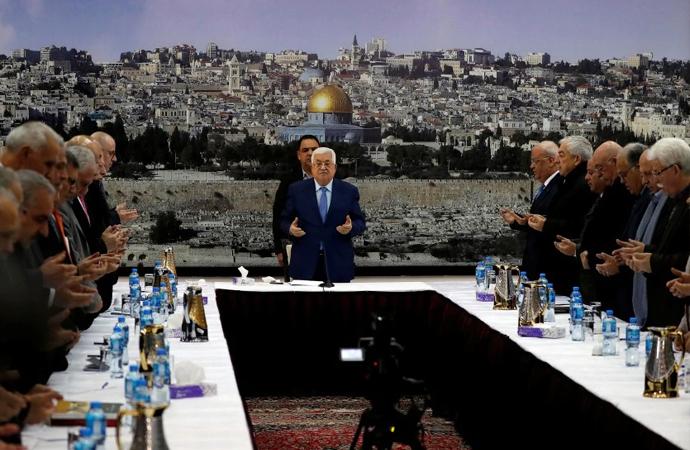 Filistin Parlamentosu Neden Feshedildi? Amaç ne?