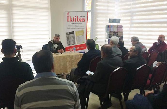 Şükrü Hüseyinoğlu: Türkiye'de Değişimin Yönü