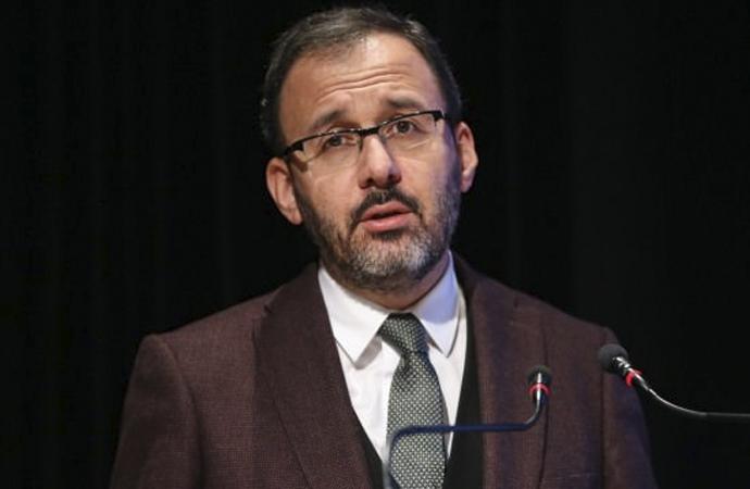 Gençlik ve Spor Bakanı, 'İslam ekonomisi' üzerine konuştu