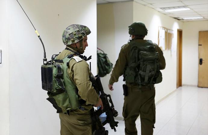 İsrail güçlerinden WAFA'ya baskın
