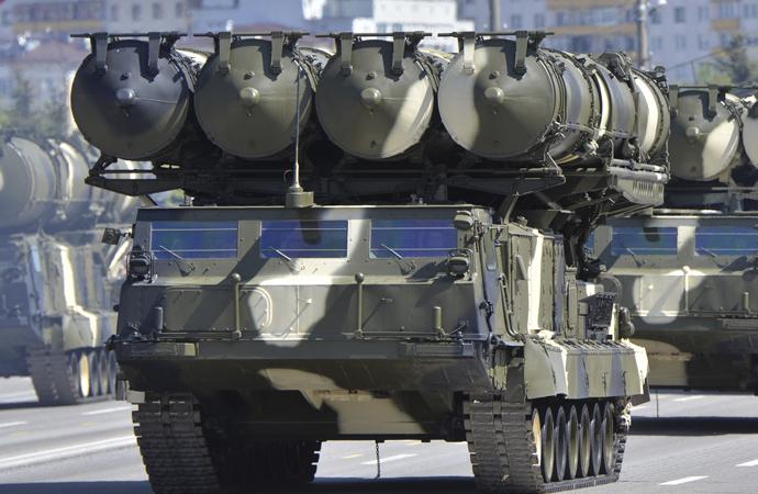 Küresel silah endüstrisi raporu