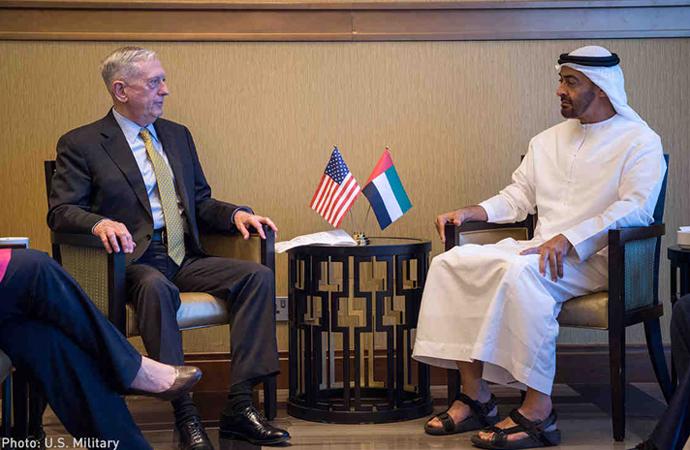 Yemen kaosunda BAE'nin rolü