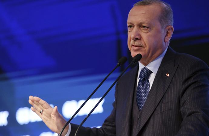 Erdoğan: 'Ülkemizin şahlanışını durduracak hiçbir fani güç yok'