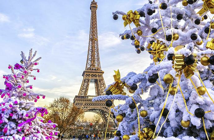 Namazda Kâbe'ye, sosyal hayatta Paris'e yönelmek!