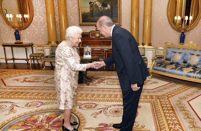 Türk-İngiliz ilişkilerinde en parlak yıl