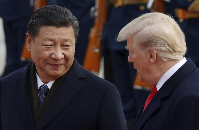 """Çin'den ABD'ye """"Çıkarlarımıza saygı duyalım"""" çağrısı"""