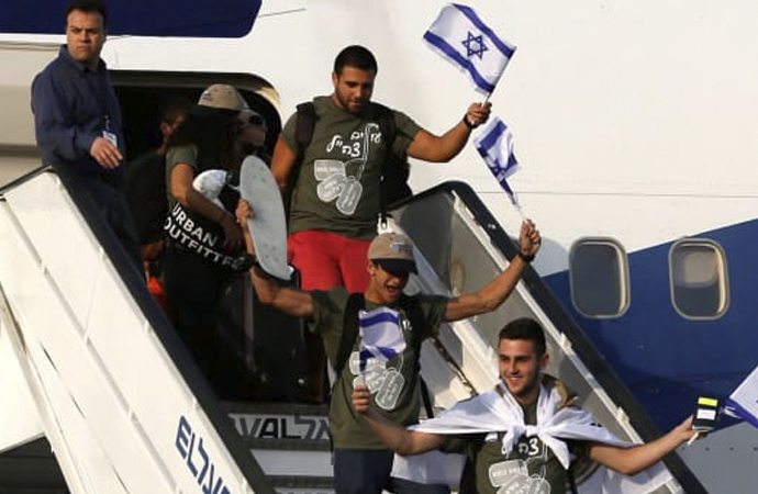 Filistin topraklarına 30 bin yeni Yahudi getirildi