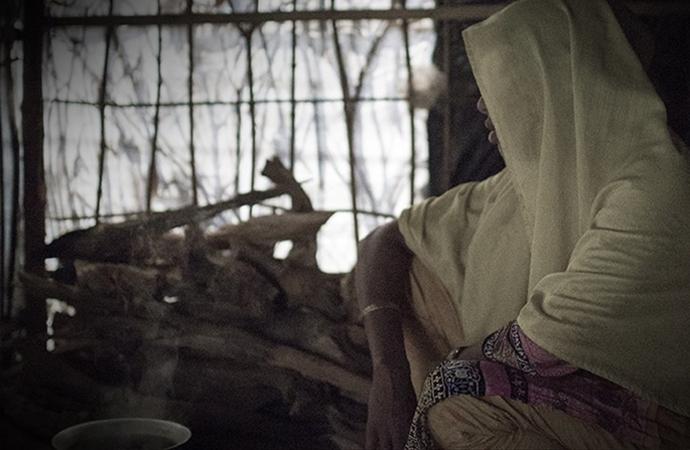 Myanmarlı kadınlar Çin'e kaçırılıyor