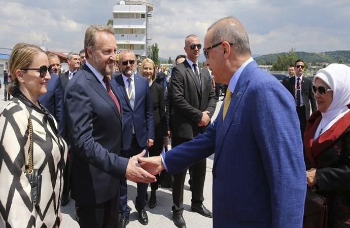 Bosna Hersek-Türkiye ilişkilerinde 2018