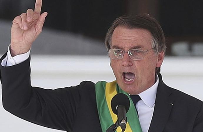 """Brezilya Devlet Başkanı: """"Sosyalizmden kurtulacağız"""""""