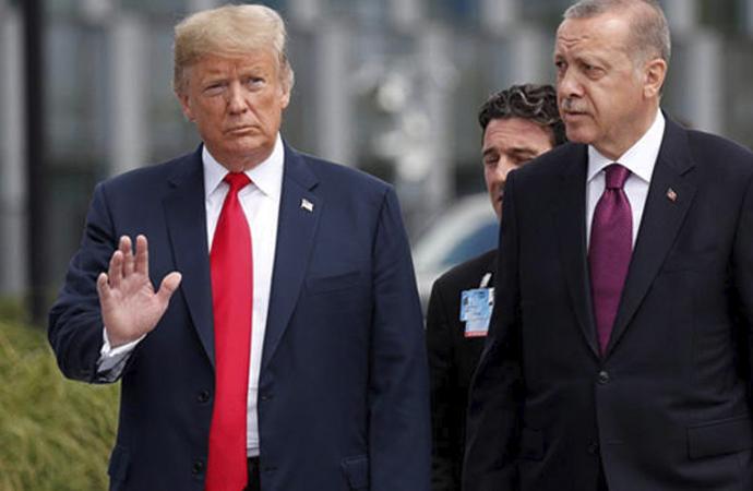 Trump-Erdoğan telefon görüşmesi