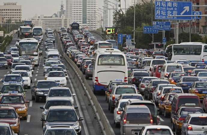 Çin'de otomobil satışları yıllar sonra ilk kez düşüşte