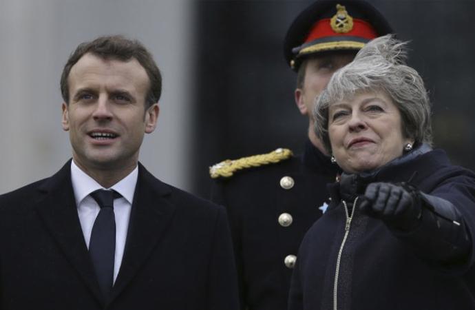 """Fransa, """"anlaşmasız Brexit"""" ihtimaline hazırlanıyor"""