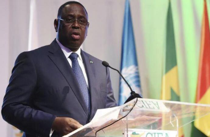 Senegal Cumhurbaşkanı Sall: 'Şimdi Afrika zamanı'