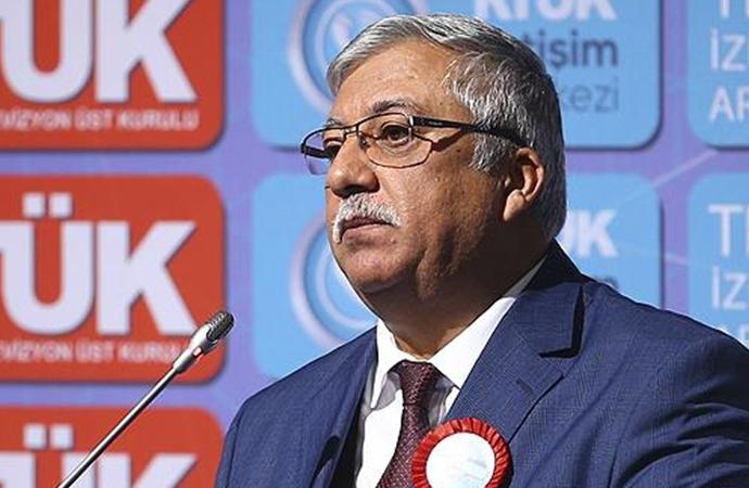 Tartışmaların odağındaki RTÜK'ün Başkanı istifa etti