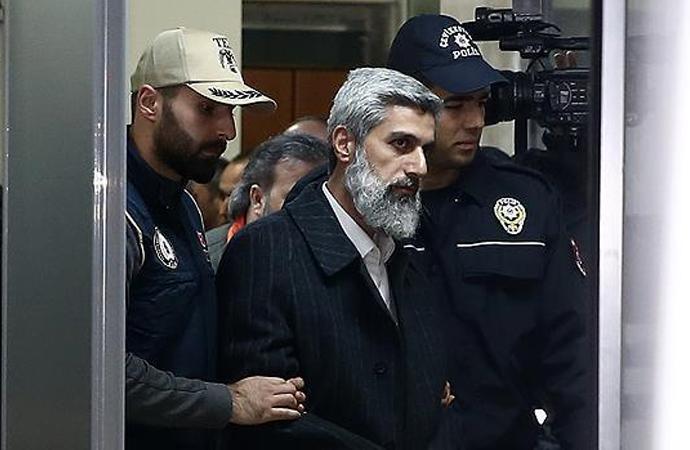 Alparslan Kuytul yeniden tutuklandı