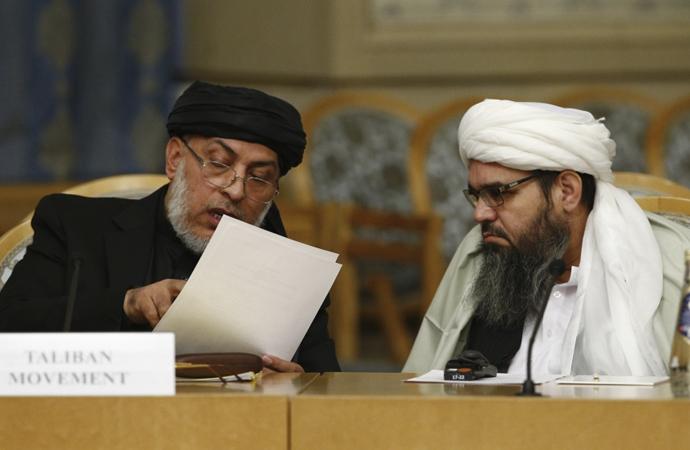ABD ile Taliban arasında geçici anlaşma