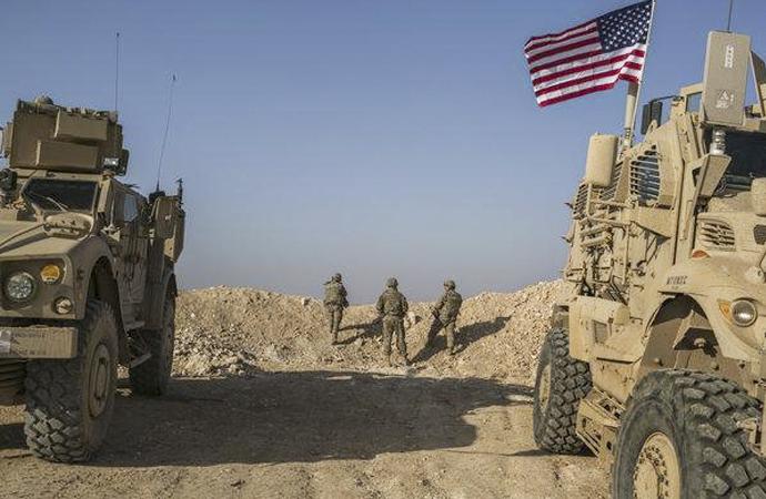 Çekileceğim diyen ABD, Suriye'ye ek 600 asker gönderdi