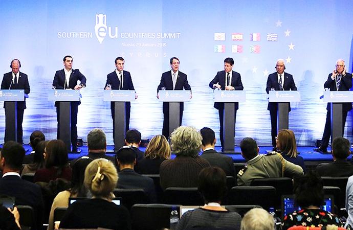 Avrupa Birliği, Güney Kıbrıs'tan mesaj verdi