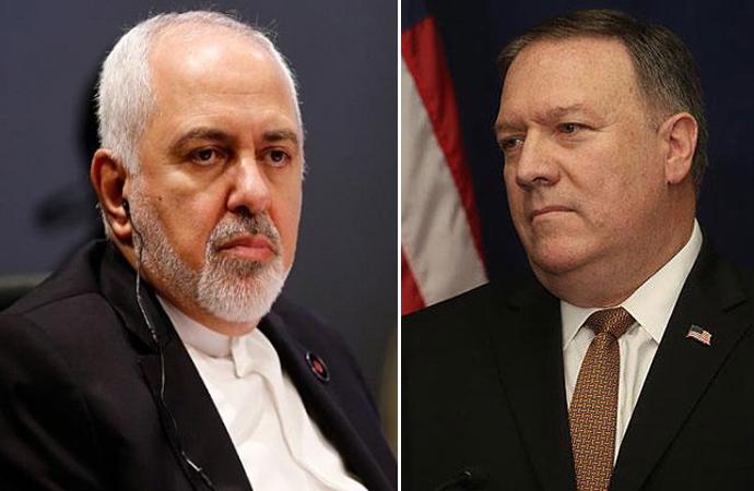 İran Dışişleri Bakanı Zarif: 'ABD'nin İran'ı kaybettiğini kabullenmesi en iyisi'