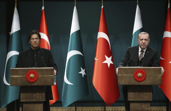 Erdoğan: 'Türkiye, Pakistan'ın yanındadır'