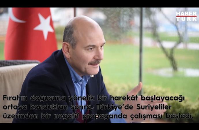 Süleyman Soylu: 'Bizi büyük ülke yapan, manevi değerlerimizdir'