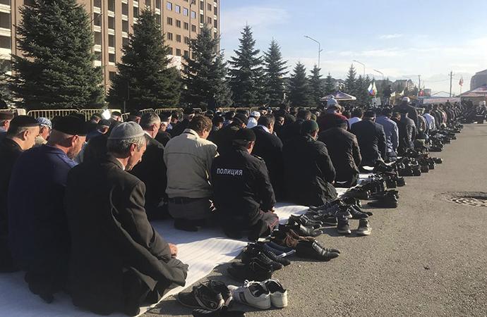 İnguşetya'da Rusya'ya isyanın nedeni