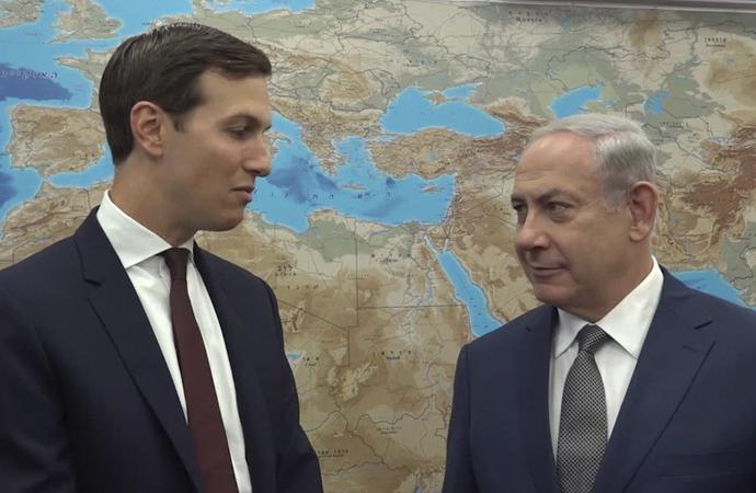 ABD, Filistin planını şimdilik erteledi!