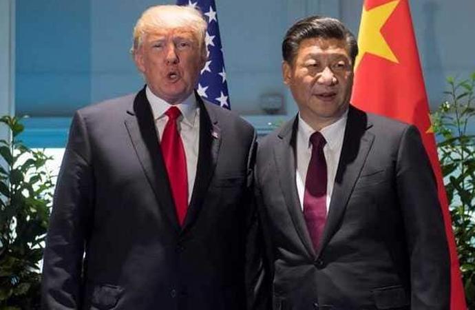 ABD-Çin ticaret savaşı sona eriyor