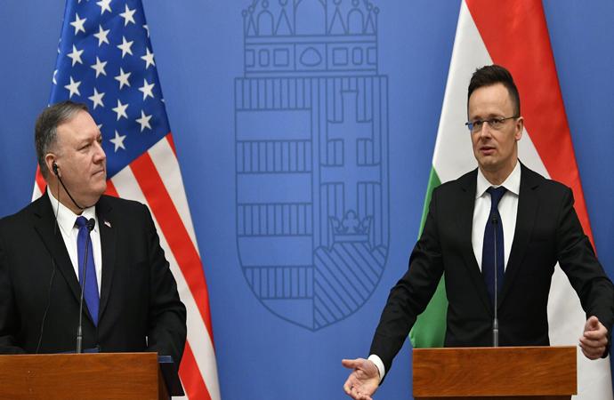 Macar Bakan: 'Batılı ülkeler ikiyüzlü'
