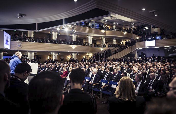Münih konferansı Batı'daki ayrışmanın mı habercisi?