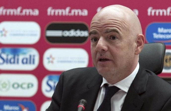 Infantino: 'Türkiye'de futbol, bir numaralı din aynı zamanda'