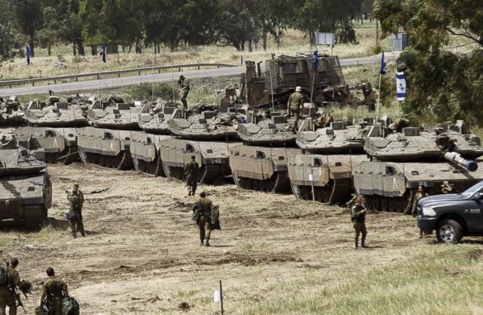 Golan meselesi: Esed devletinin inşa malzemesi